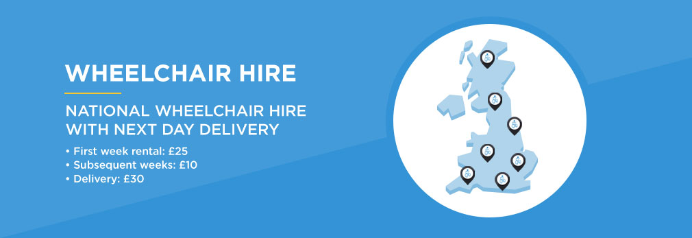 National Wheelchair Hire and Rental