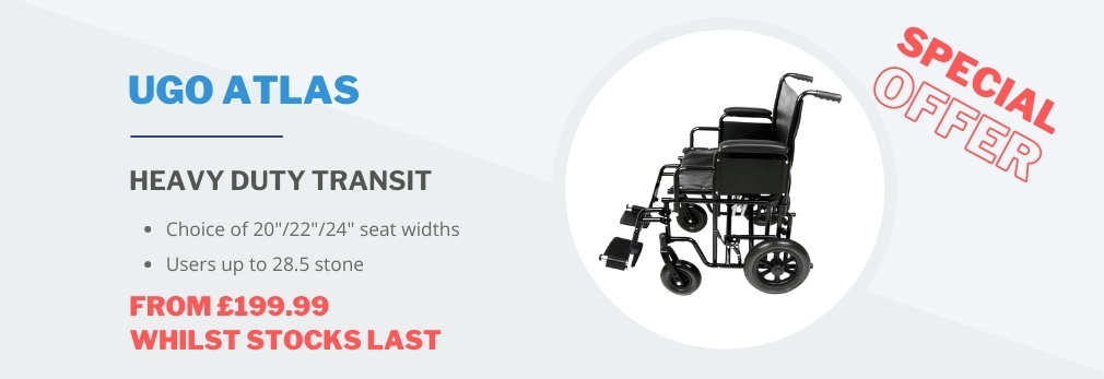 UK Wheelchairs quality wheelchairs at low prices!