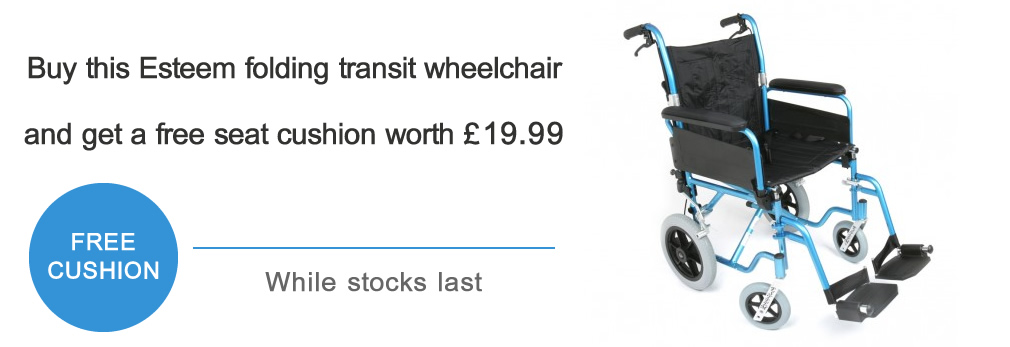 Free wheelchair cushion
