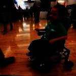 Students help design an electric wheelchair for children