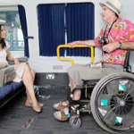 Dont rely on the railways if you travel by wheelchair